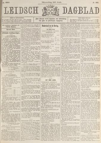 Leidsch Dagblad 1915-07-26