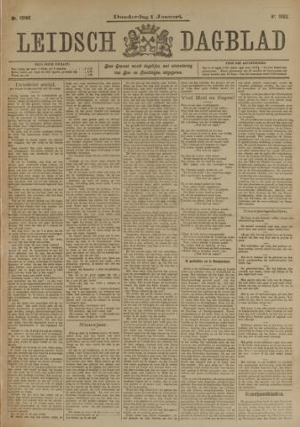 Leidsch Dagblad 1903