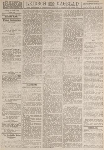 Leidsch Dagblad 1919-03-29