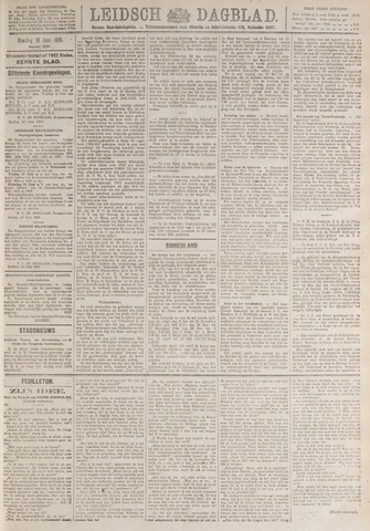 Leidsch Dagblad 1919-06-10