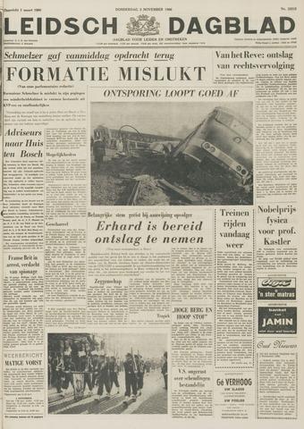 Leidsch Dagblad 1966-11-03