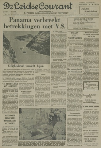 Leidse Courant 1964-01-11