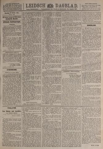 Leidsch Dagblad 1919-10-13