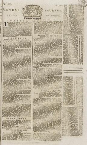 Leydse Courant 1815-09-22