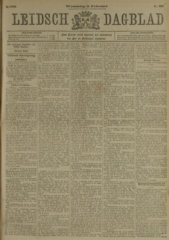Leidsch Dagblad 1907-02-06