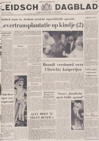 Leidsch Dagblad 1968-12-03