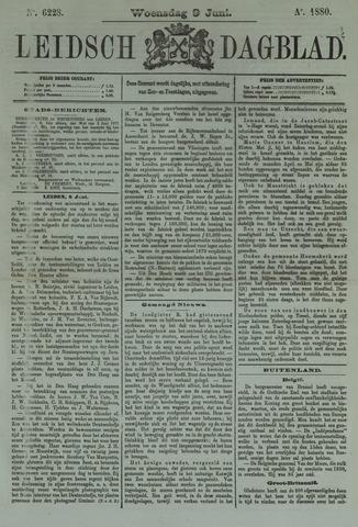 Leidsch Dagblad 1880-06-09