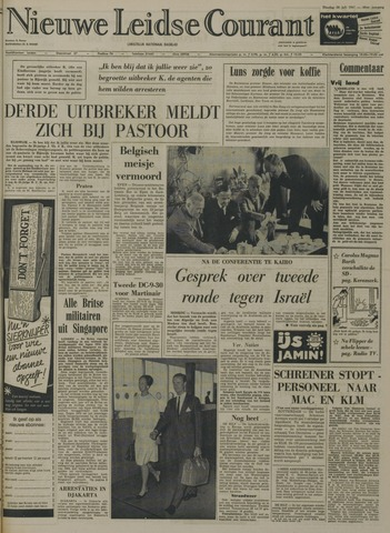 Nieuwe Leidsche Courant 1967-07-18