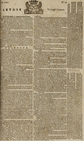 Leydse Courant 1751-07-02
