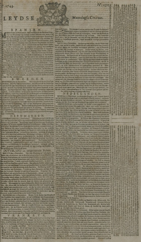 Leydse Courant 1743-12-16