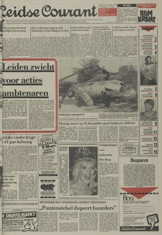 Leidse Courant 1987-11-13