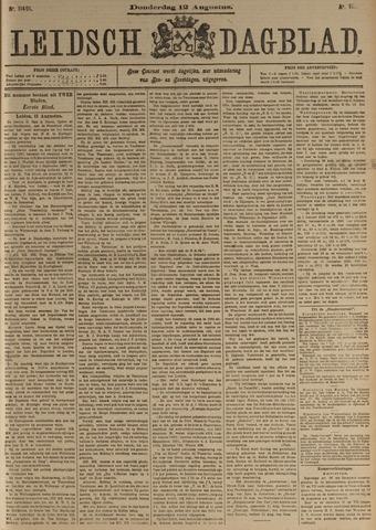 Leidsch Dagblad 1897-08-12