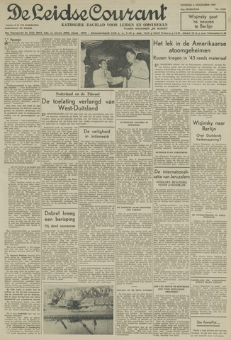 Leidse Courant 1949-12-06