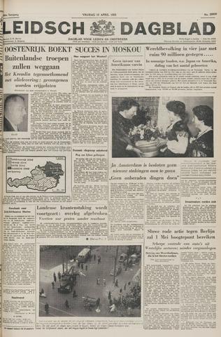 Leidsch Dagblad 1955-04-15