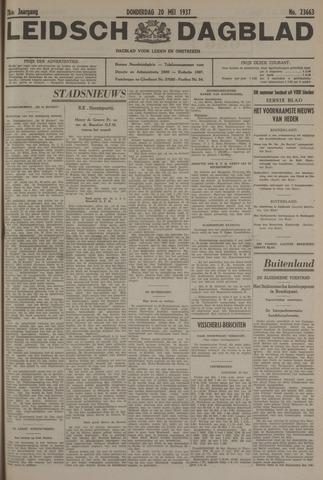 Leidsch Dagblad 1937-05-20