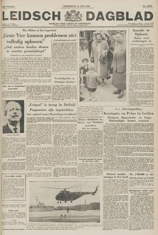 Leidsch Dagblad 1955-06-16