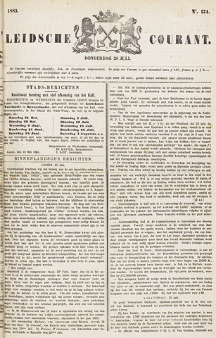 Leydse Courant 1883-07-26