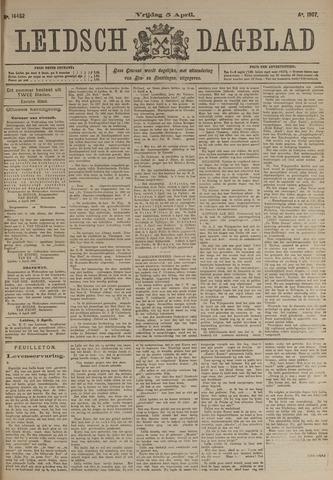 Leidsch Dagblad 1907-04-05