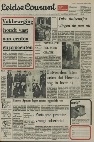 Leidse Courant 1975-10-14