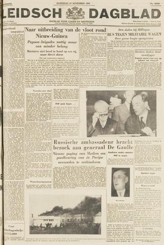 Leidsch Dagblad 1954-11-27