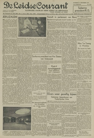 Leidse Courant 1949-12-17
