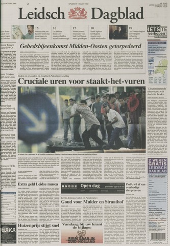 Leidsch Dagblad 2000-10-20