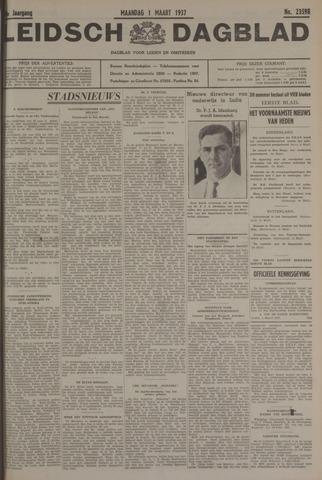 Leidsch Dagblad 1937-03-01