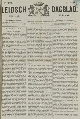Leidsch Dagblad 1869-02-25