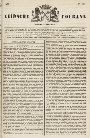 Leydse Courant 1873-08-22