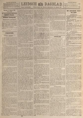 Leidsch Dagblad 1921-02-14