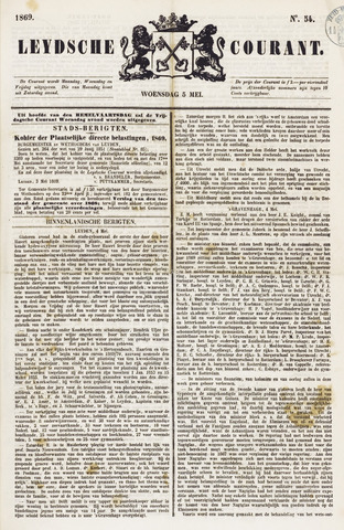 Leydse Courant 1869-05-05