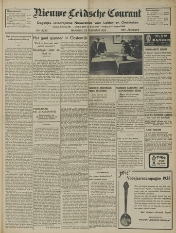 Nieuwe Leidsche Courant 1938-02-28