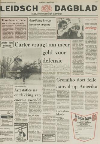 Leidsch Dagblad 1980-01-28