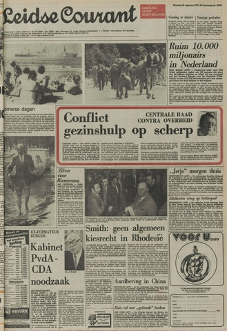 Leidse Courant 1977-08-30