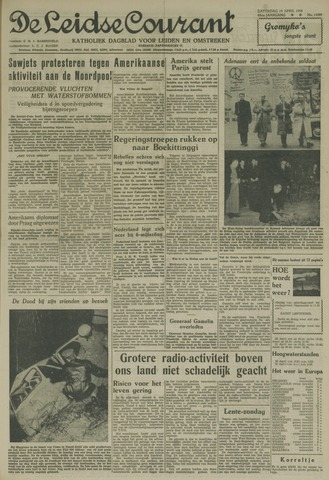 Leidse Courant 1958-04-19