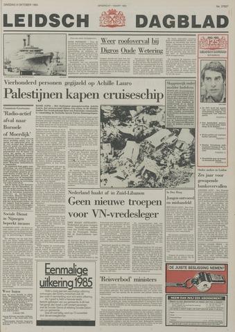 Leidsch Dagblad 1985-10-08