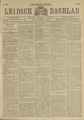 Leidsch Dagblad 1904-02-15