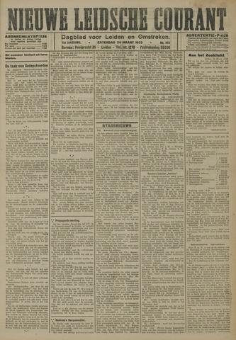 Nieuwe Leidsche Courant 1923-03-24