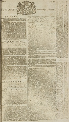 Leydse Courant 1769-01-23