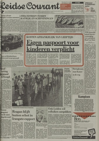 Leidse Courant 1987-07-22