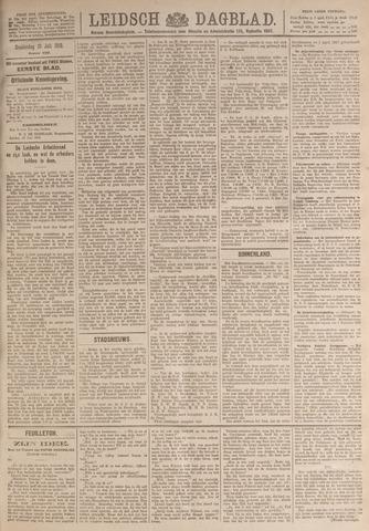 Leidsch Dagblad 1919-07-10