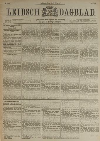 Leidsch Dagblad 1896-07-20