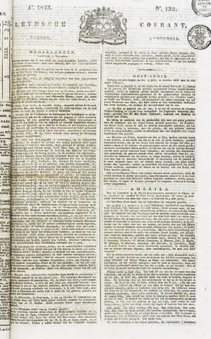 Leydse Courant 1843-11-03