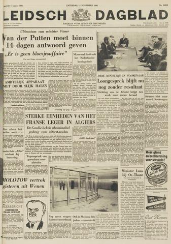 Leidsch Dagblad 1961-11-11