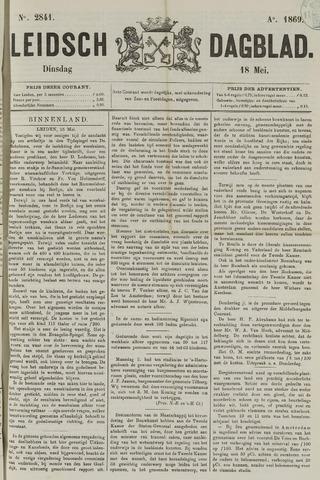 Leidsch Dagblad 1869-05-18