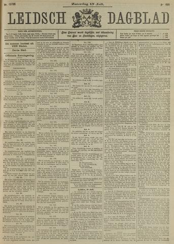 Leidsch Dagblad 1911-07-15