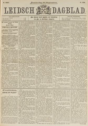 Leidsch Dagblad 1894-09-20