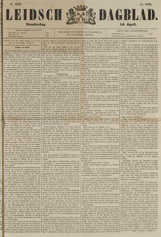 Leidsch Dagblad 1870-04-14