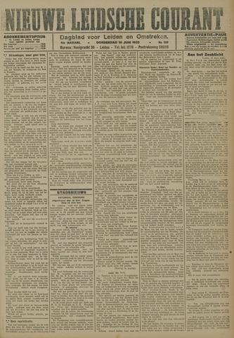 Nieuwe Leidsche Courant 1923-06-14
