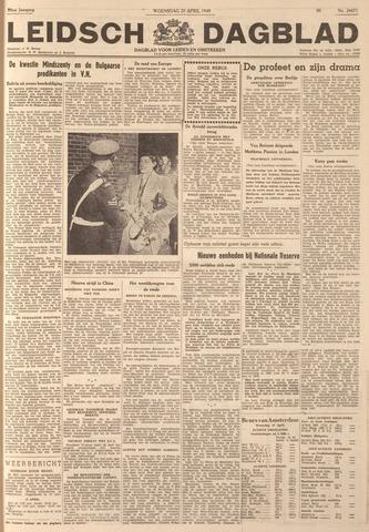 Leidsch Dagblad 1949-04-20